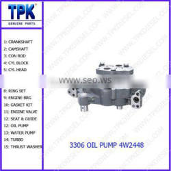 C2.2, C4.2,C4.4, C6.4, C6.6, C7, C9 Engine Parts oil pump 211-0546