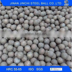 Hot-forging (hot-rolling) alloy steel grinding mill ball