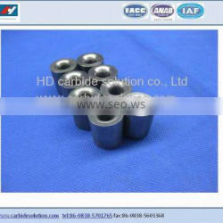 Tungsten carbide swage dies