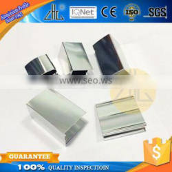 Hot! CIF Germany shower room aluminium profiles manufacturer, new items in china market aluminium profiles for shower doors