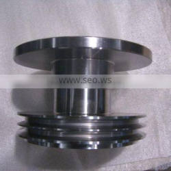 machining process precision turned parts