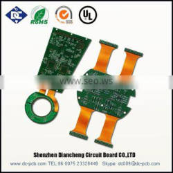 Highly convenient Rigid-Flex printed circuit board PCBA for electronic products