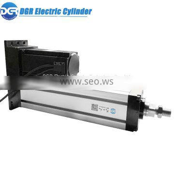High Precision Motion Control Square Cylinder Magnetic Induction Device Servo Linear Actuator