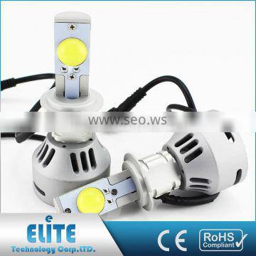 Premium Quality High Brightness Ce Rohs Certified H7 Led Car Headlight