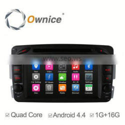 Newest quad core Android 4.4 for Mercedes benz dvd/car dvd with RDS 16G ROM