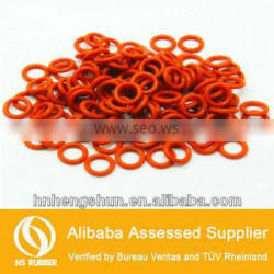 colorful rubber o ring for jewelry