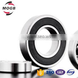 62206 2RS deep groove ball stainless steel ball bearing