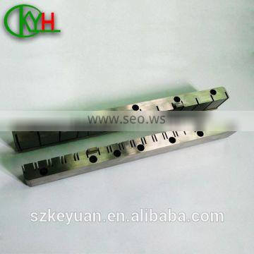 Cnc spare parts with prection processing