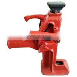 Railway construction lifting track jack manual steel jacks with best price