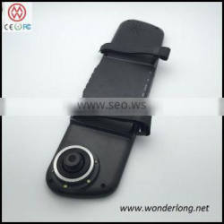 OEM factory supply low price 4.3 inch screen rearview mirror car rear view camera