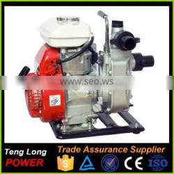 CE/ISO 1 inch High volume and pressure widely used in house gasoline water pump for sale