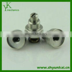 Stainless steel auto parts, high precision cnc turning parts
