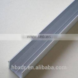 hot sale new !6061-T6 6063-T5 anodized aluminum extruded u channel profile with high quality