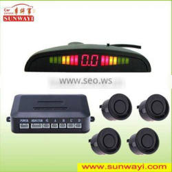 sound switch LED parking sensor 0.3-2.5m distance detective system