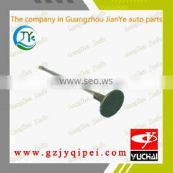 YC6G240-30-G580A YUCHAI 150-1007014D safely engine exhaust valve replacement