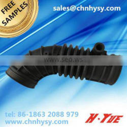 Low price rubber hose/pipe/tube/boot/ duct /turbo hose made in China unreinforced tubing