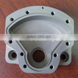 Precision aluminium cnc milling machining and casting for gear box
