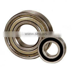 China Supplier High quality deep groove ball bearing 6204 2RS/ZZ