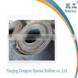 SBR rubber sheet with cloth insertion