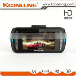 GPS WIFI dual camera full HD detached car DVR vehicle gps tracker video recorder