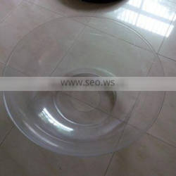 accept custom Vacuum forming clear PC/PMMA plastic cover