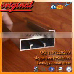6063 T5 aluminum profile for kitchen cabinet