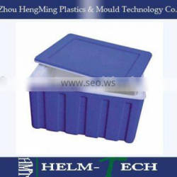 plastic injection mould-sorting box with lid mould-1726