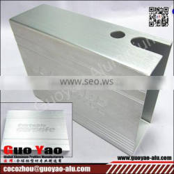 Custom Enclosure With Heat Sink Function Made In China Aluminum profiles