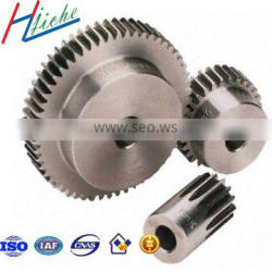 Custom Stainless Steel Casting Spur Gear
