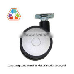 M D60*38*38 PA6 Plastic Caster Wheel for office and furniture supplies
