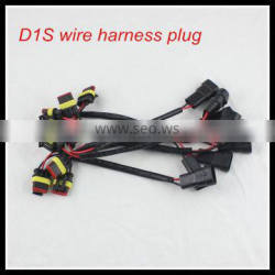 d1s xenon hid kit harness for hid headlight car fog lamp D1s D1r D1c Bulb Wire Harness