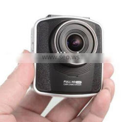 Double lens camera car DVR