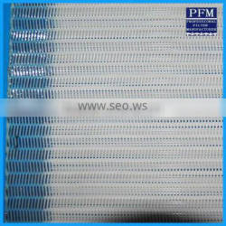 chinese good quality polyester spiral mesh fabrics