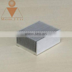 aluminum alloy heatsink by manufacture high quality and low price