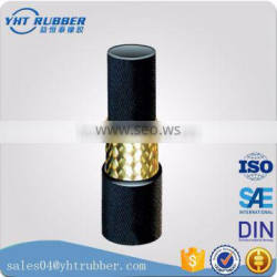 Steel Wire Braided 90 degree elbow silicon rubber hose