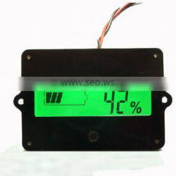 Lithium Battery Capacity Tester Lithium Battery Capacity Tester Indicator for 12V - 48V Lead-acid