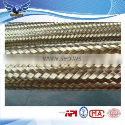 High quality 1 ST DIN EN 853 steel wire braided rubber hose