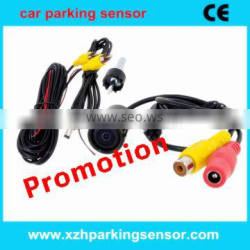 120 degree viewing mini waterproof car reversing