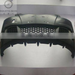 large size RIM palstic ABS customized wall thickness car bumper strip protector mould design accessories CNC rapid prototype