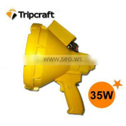 Tripcraft 2013 New super bright HID marine search light,HID HUNTING LIGHT for truck