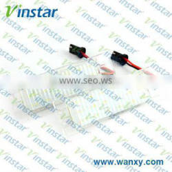 Car accessories Canbus LED License Plate Lamp for Opel Zafira