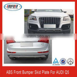 FRONT AND REAR Q5 ABS SKID PLATE FOR AUDI Q5 2009-2013