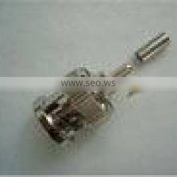 Nice Quality Stainless Steel RF Wire Connectors Types BNC