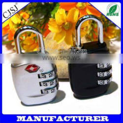 Digits password lock combination padlock Safe padlock TSA-331