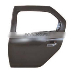 Steel Rear Door Panel Left 82101282R For SYMBOL 2013-