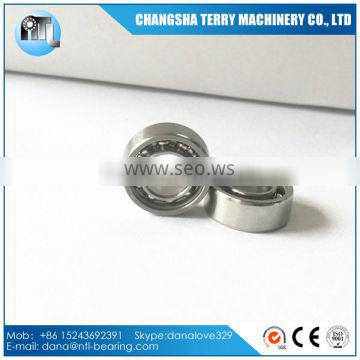 R188 miniature hybrid ceramic Si3N4 ball bearing for metal spinner toy