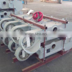 Heavy Mining Equipment Structural Parts Processing with supplied drawing