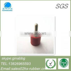 Small rubber damper for machine/furniture and equipement