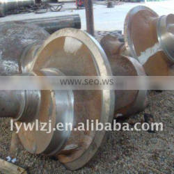 Crank Shaft with Proof Machining