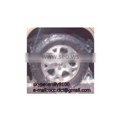 painting plastic wheel covers